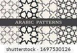 seamless geometric pattern... | Shutterstock .eps vector #1697530126