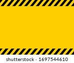 police line background vector... | Shutterstock .eps vector #1697544610