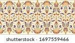 vector seamless border in... | Shutterstock .eps vector #1697559466