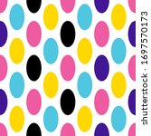 abstract geometric background...   Shutterstock .eps vector #1697570173