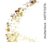 bubbles circle dots unique...   Shutterstock .eps vector #1697571076