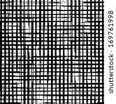 grunge stripe. vector... | Shutterstock .eps vector #169761998