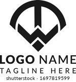 Tw Letter Logo   Tw Letter   Tw ...