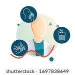 novel coronavirus   covid 19  ... | Shutterstock .eps vector #1697838649