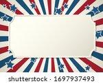 American Patriotic Background....