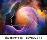 geometry of the soul series two.... | Shutterstock . vector #169802876
