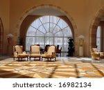 hotel in tunisia   Shutterstock . vector #16982134