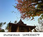 Ancient Buddhist Pagoda In...