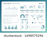 infographic dashboard. ui...