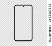 Realistic Smartphone The Shape...