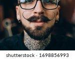 Well Groomed Hipster....