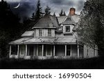 Spooky Abandoned Home With...