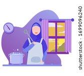 Illustration Of Ramadhan...