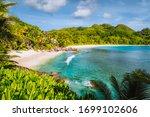 Mahe Island  Seychelles....