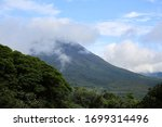 View Of Arenal Volcano By The...