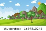 background scene with many...   Shutterstock .eps vector #1699510246