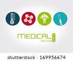 medical design over gray