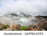 Incredible Po S Volcano...