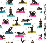 Yoga Dogs Poses And Exercises...