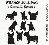 French Bulldog Silhouette...