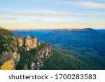 Blue Mountains National Park...