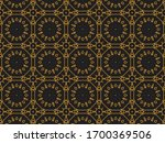 pattern  gold  design  abstract ... | Shutterstock .eps vector #1700369506