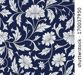 seamless chinese pattern | Shutterstock .eps vector #170037950
