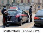 Italian Carabinieri With...