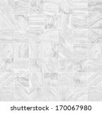 White Mosaic Pattern Backgroun...