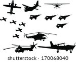 Aircraft Collection   Vector