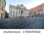 Rome  Italy   April 10 2020 ...
