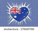 National Flag Of Australia ...