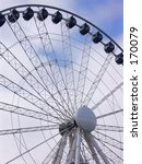 ferris wheel  birmingham ...   Shutterstock . vector #170079