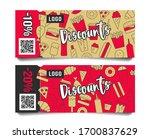 Discount Voucher Layout Design...