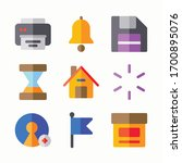 ui icon set for different...