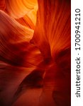 Antelope Canyon Abstract In...