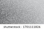 heavy snowfall  falling snow.... | Shutterstock .eps vector #1701111826