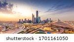 Riyadh City Towers In Saudi...
