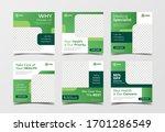 medical health square banner...   Shutterstock .eps vector #1701286549