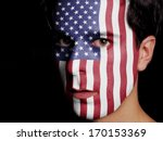 flag of united states of... | Shutterstock . vector #170153369