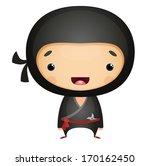 ninja cartoon free vector art - (7720 free downloads)