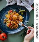 Chickpea Salad With Healthy...