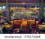 eugene  or   january 3  grocery ... | Shutterstock . vector #170172068