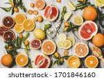 Ingredients For Cooking Citrus...