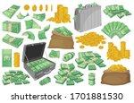 Euro Banknote Vector...
