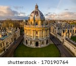 The Oxford University Library....