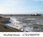 A View Of The South Pier At...