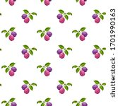vector seamless pattern with...   Shutterstock .eps vector #1701990163