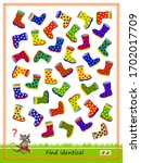 Logic Puzzle Game For Children...