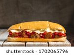 Meatball Sub With Steam On...